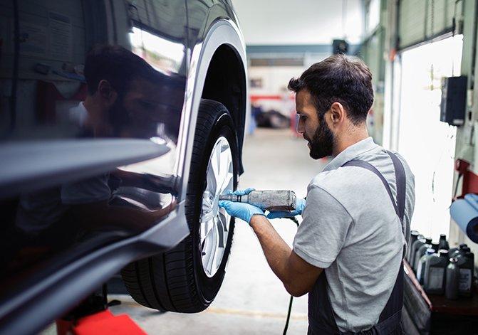 Travel Services | Automotive Repair Shops | Wall Badlands ...